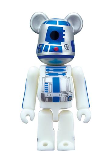 BE@RBRICK PEPSI NEX STAR WARS R2-D2 70%