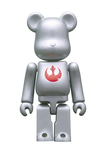 BE@RBRICK PEPSI NEX STAR WARS REBEL ALLIANCE LOGO 70%