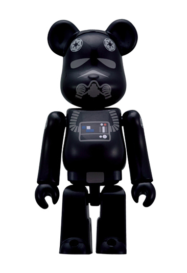 BE@RBRICK PEPSI NEX STAR WARS TIE FIGHTER PILOT 70%