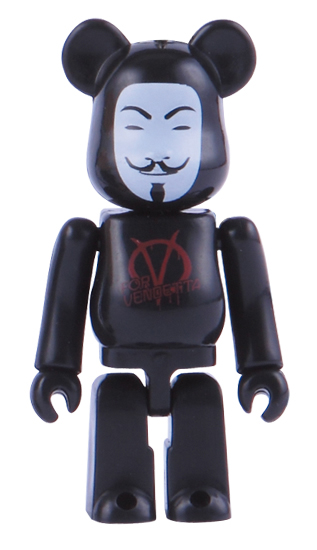 BE@RBRICK PEPSI NEX Warner Bros Vフォー・ヴェンデッタ 70%