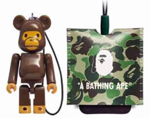 BE@RBRICK PEPSI NEX ZOZOTOWN A BATHING APE 70%