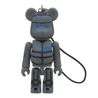 BE@RBRICK REAL STEEL ATOM 70%