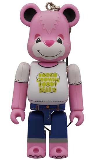 BE@RBRICK RODEO CROWNS RODDY 100%