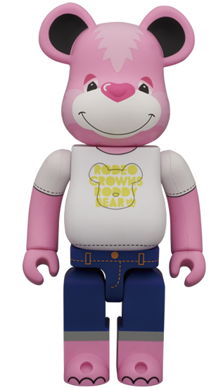 BE@RBRICK RODEO CROWNS RODDY 400%