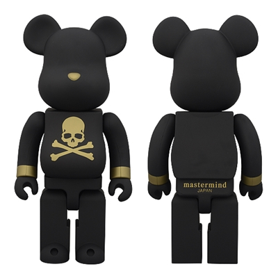 BE@RBRICK mastermind JAPAN SENSE 400%
