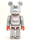 BE@RBRICK SERIES 29 SECRET PORTER シルバーメッキ 100%