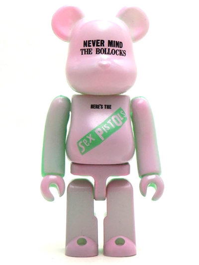BE@RBRICK SERIES 29 ARTIST SEX PISTOLS
