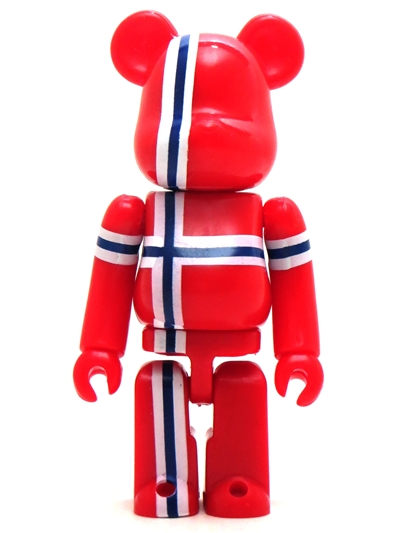 BE@RBRICK SERIES 29 FLAG