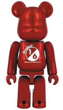 BE@RBRICK SERIES 27 Release campaign Special Edition 1/6計画
