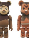 BE@RBRICK STAR WARS WICKET & ROMBA 2pc