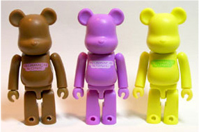 BE@RBRICK SUMMER SONIC 2002 ブラウン