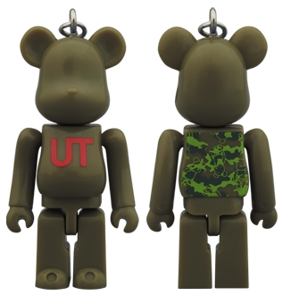 BE@RBRICK UNIQLO UT CAMO 70%