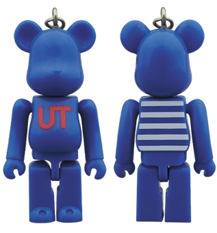 BE@RBRICK UNIQLO UT STRIPE 70%