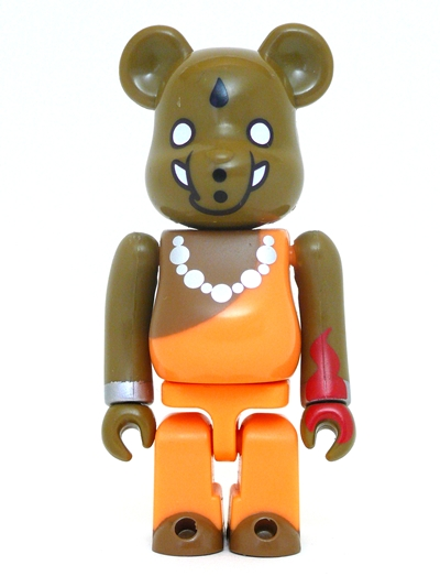 BE@RBRICK SERIES 10 SECRET 裏BRAHMAN