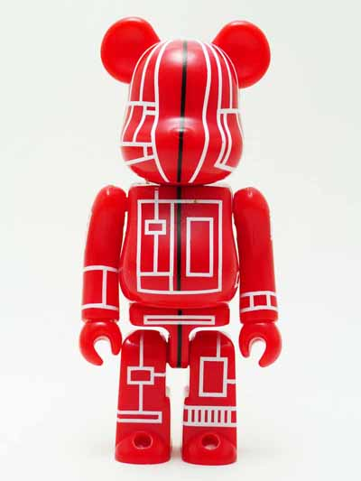 BE@RBRICK SERIES 11 SECRET FUTURA