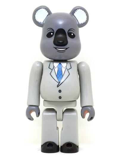 BE@RBRICK SERIES 11 裏HORROR コアラ課長