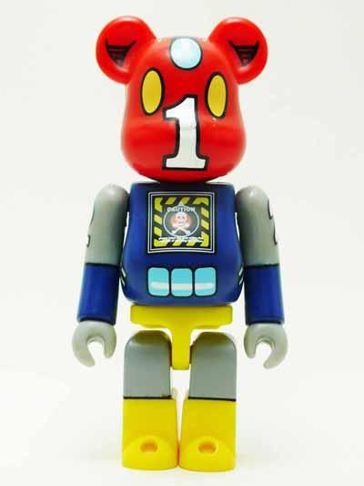BE@RBRICK SERIES 11 ARTIST 超熊合体ベアロボ3