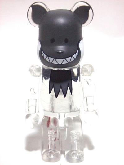 BE@RBRICK SERIES 15 裏HORROR ぼくらの 黒コエムシ