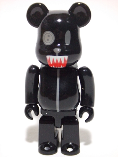 BE@RBRICK SERIES 15 裏ANIMAL BUSTER君 黒