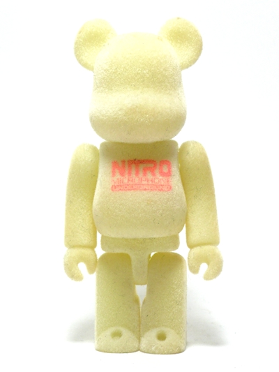 BE@RBRICK SERIES 15 SECRET NITRO MICROPHONE UNDERGROUND