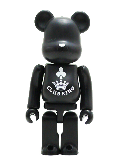 BE@RBRICK SERIES 18 SECRET CLUBKING