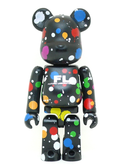BE@RBRICK SERIES 18 SECRET FUTURA