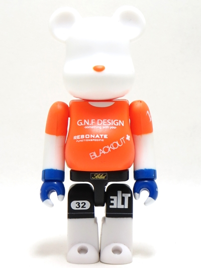 BE@RBRICK SERIES 18 SECRET Gallery 1950 14th 100% ver.