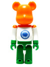 BE@RBRICK SERIES 18 FLAG