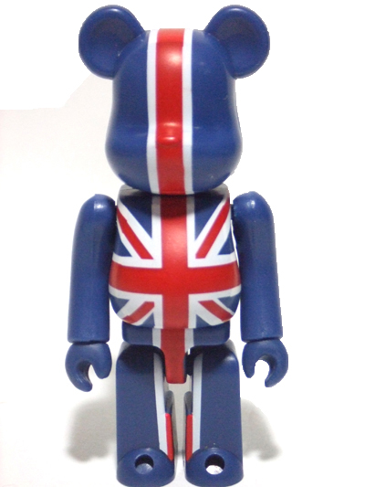BE@RBRICK SERIES 2 FLAG