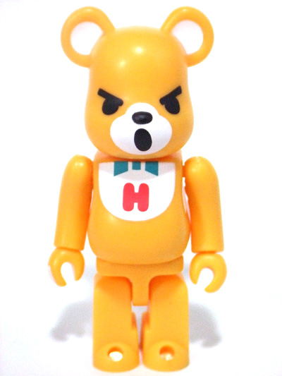 BE@RBRICK SERIES 20 SECRET HYSTERIC GLAMOUR