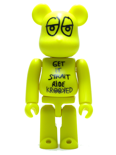 BE@RBRICK SERIES 20 ARTIST Krooked