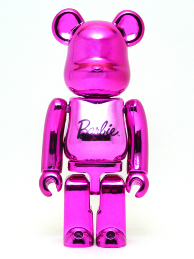 BE@RBRICK SERIES 21 裏CUTE 『バービー 400%』 100% ver.