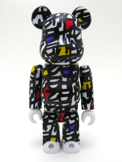 BE@RBRICK SERIES 21 ARTIST HAZE
