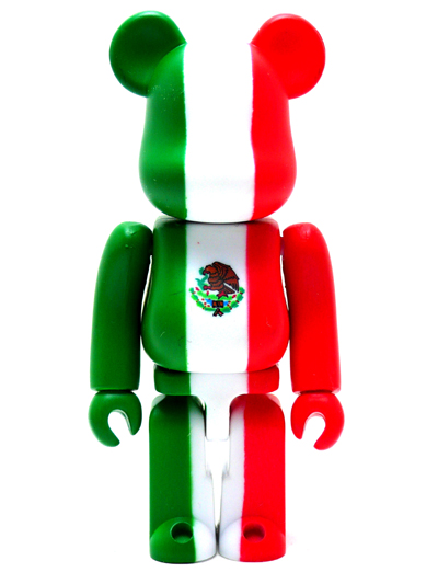 BE@RBRICK SERIES 21 FLAG