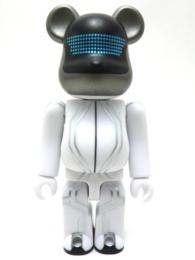 BE@RBRICK SERIES 21 SF Daft Punk TRON LEGACY ver. Guy-Manuel de Homem-Christo