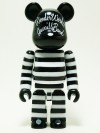 BE@RBRICK SERIES 22 ARTIST Wonder Worker Guerrilla Band