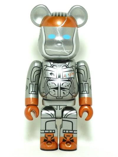 BE@RBRICK SERIES 23 SF Real Steel ATOM