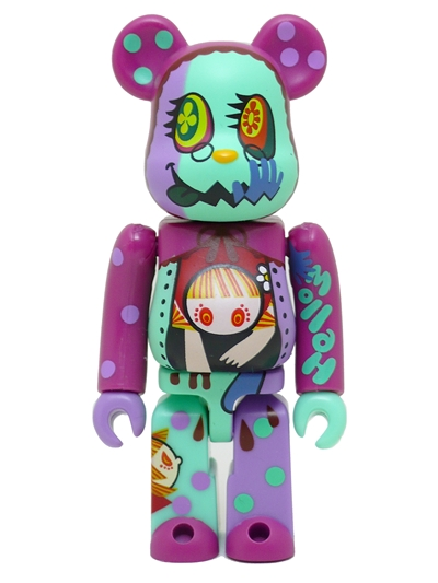 BE@RBRICK SERIES 24 裏HORROR 劇団イヌカレー