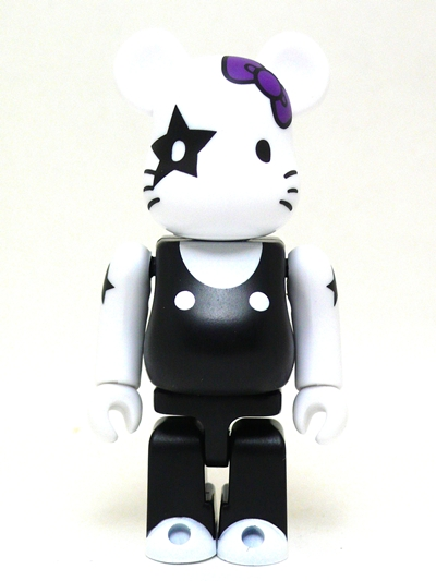 BE@RBRICK SERIES 25 裏CUTE KISS KELLO KITTY THE STARCHILD