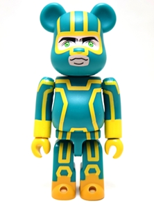 BE@RBRICK SERIES 26 裏HERO KICK-ASS