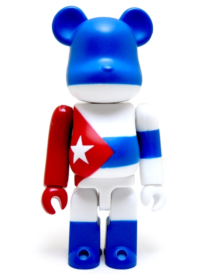 BE@RBRICK SERIES 26 FLAG