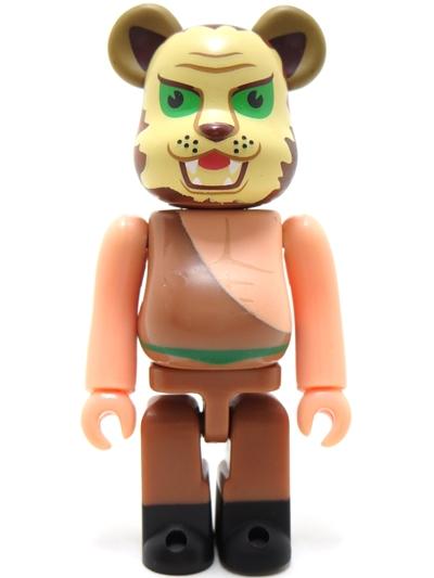 BE@RBRICK SERIES 27 裏HERO タイガーマスク ライオンマン