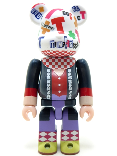 BE@RBRICK SERIES 27 裏ARTIST ZERRY