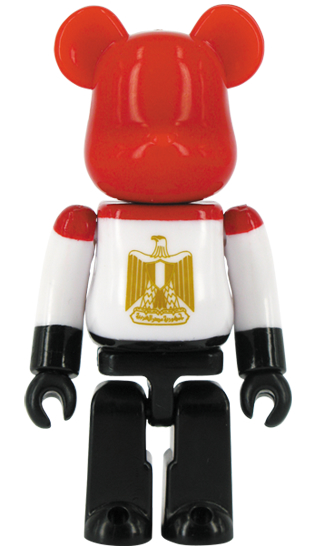 BE@RBRICK SERIES 28 FLAG