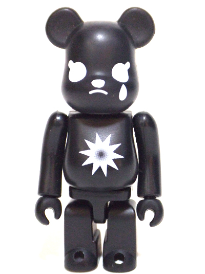 BE@RBRICK SERIES 3 裏CUTE 黒爆弾