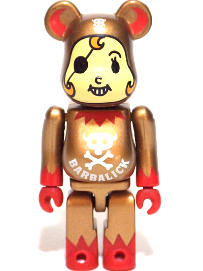 BE@RBRICK SERIES 3 SECRET 裏DEVILROBOTS