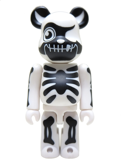 BE@RBRICK SERIES 7 裏HORROR 裏BALZAC ATOM-RAGE VAMPIRE